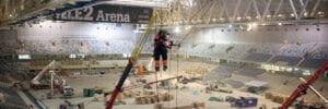 Jobba hos oss, lediga tjänster inom reparbete, projektledning och fallskydd