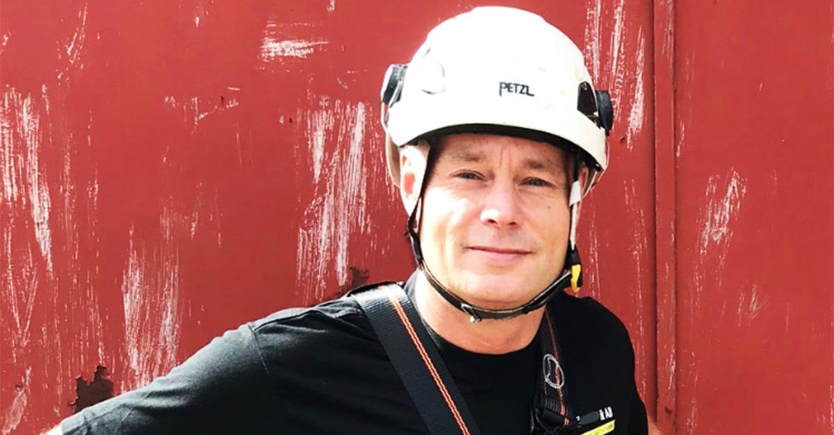 Fallskydd, expert berättar hur du arbetar säkert