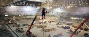 Lediga tjänster inom reparbete och fallskydd