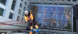 Klättertekniks nyhetsrum: nyheter och aktuellt inom reparbete, fallskydd och säkerhet