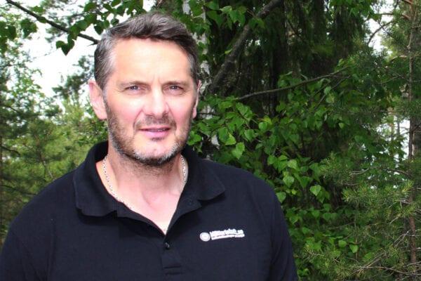Klättertekniks säkerhetsansvarige, Nigel Craig, en positiv trend när det gäller fallskydd.