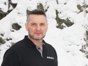 Nigel Craig, säkerhetsansvarig på Klätterteknik