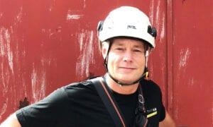Fallskydd kontakt: Christian Persson