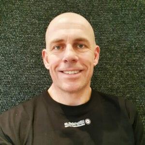 Linus Pråme - instruktör på Klättertekniks utbildningar & kurser inom yrkesklättring, fallskydd & lyft