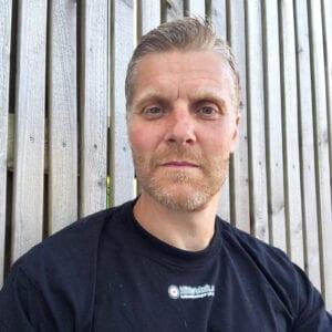 Mikael Karlsson - instruktör på Klättertekniks utbildningar & kurser inom yrkesklättring, fallskydd & lyft