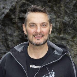 Nigel Craig - instruktör på Klättertekniks utbildningar & kurser inom yrkesklättring, fallskydd & lyft