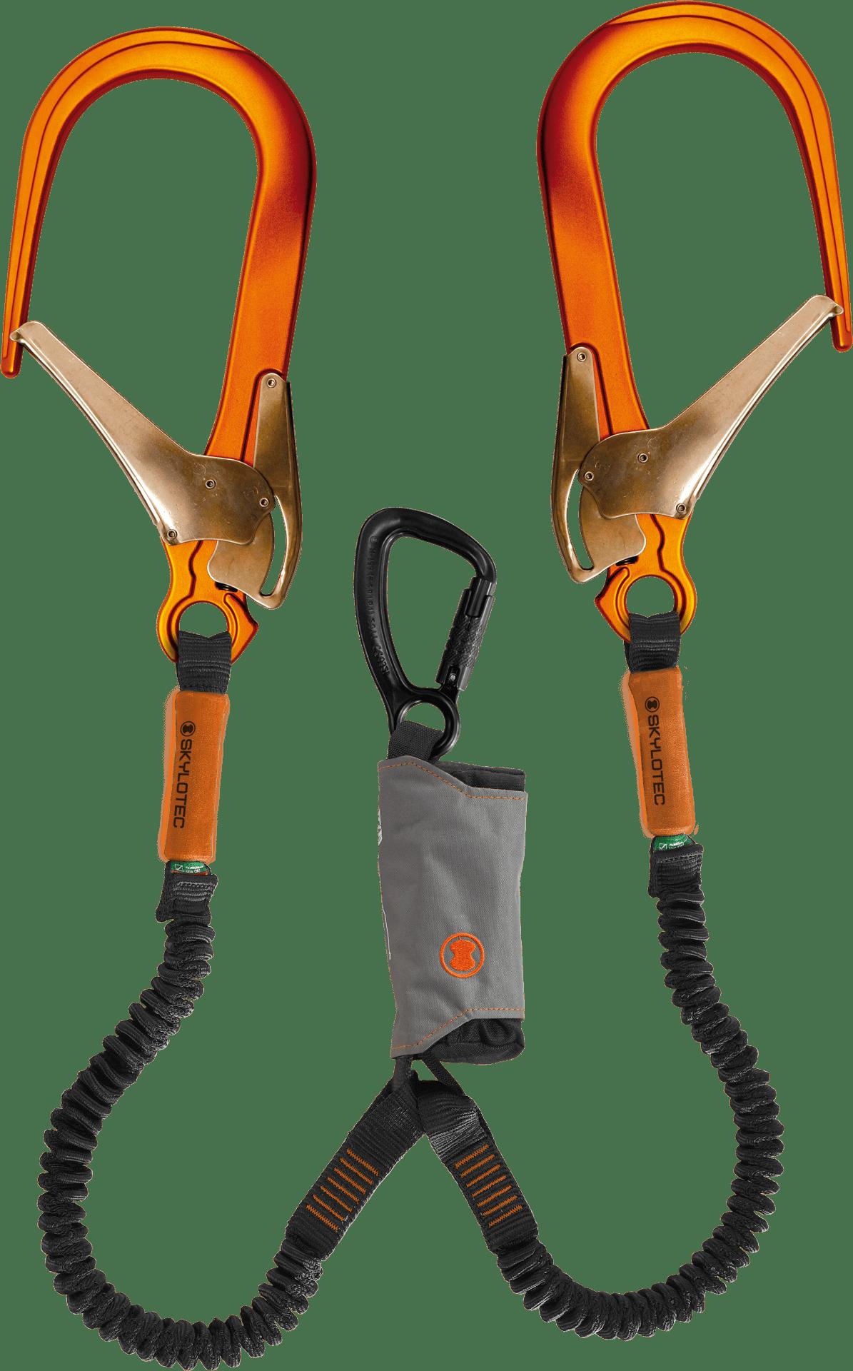 Personligt fallskydd ska användas när det finns risk för fall. För ett komplett fallskydd krävs ett system som består av fallskyddssele, förankringspunkt, falldämpare och en kopplingsanordning.