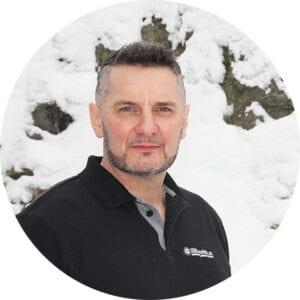 Nigel Craig Reparbete, yrkesklättring, IRATA, utbildning, kurs, rope access, yrkesklättrare, reparbetare